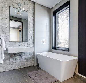 Тенденции в плочките за баня
