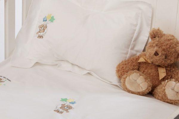 Как да изберем спално бельо за бебето