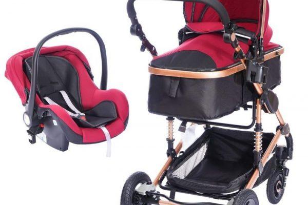 Бебешките колички с швейцарско качество