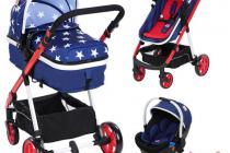 Най-добрата количка за бебето ви