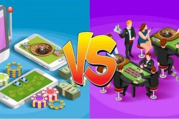 казино или в истински салон