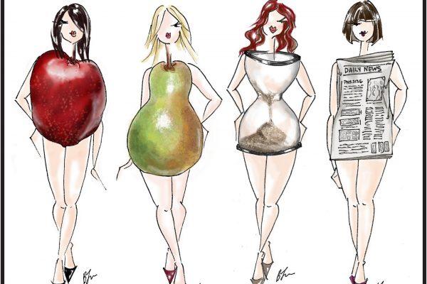 Как да изберем дамски рокли според фигурата ни?